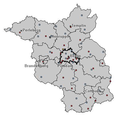 Meteogroup Wetterstationen Brandenburg
