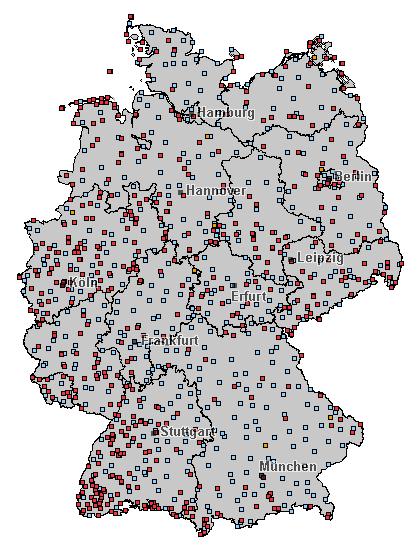 media markt deutschland karte Karte